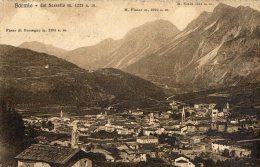 [DC8401] SONDRIO - BORMIO DAL SASSELLO - Viaggiata - Old Postcard - Sondrio