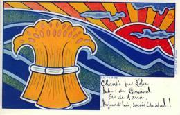 COMBAZ Les éléments Art Nouveau ADECA - Neudin 1977  Numérotée 776/1000 état Superbe - Combaz
