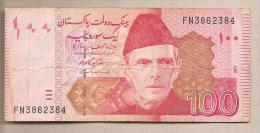 Pakistan - Banconota Circolata Da 100 Rupie - 2011 - Pakistan