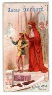 Chromo SUCHARD, N° 82 / 12, Enfants Célèbre, Michel-Ange - Suchard