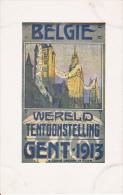 Gent.  -  Wereld Tentoonstelling Gent 1913 - Gent