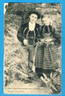 CP, 56, AMOUREUX DE KERVEN, Vierge - Costumes