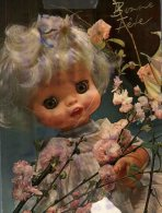 (555M) Doll - Poupée - Bonne Fête - Jeux Et Jouets