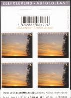 Belg. 2010 - COB N° 3984 ** - Timbre De Deuil (carnet 109) - Belgio