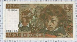 10 Francs Berlioz, Ref Fayette 63-20, état SPL - 10 F 1972-1978 ''Berlioz''