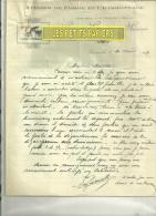 24 - Dordogne - LANOUAILLE- Facture LAGUIONIE - Charron - 1930 - France