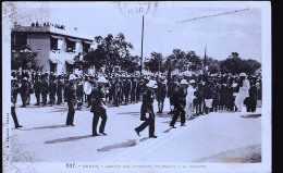 DAKAR AUTORITES MILITAIRES - Sénégal