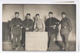 MILITAIRE CHASSEURS -RECTO/ VERSO--E21 - Guerre 1914-18