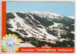 Schidorf Mariapfarr - Fanningberg - Weißpriach , 1120 - 2100m - Mariapfarr