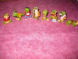 LOT DE FIGURINES DIVERSES - Figurines