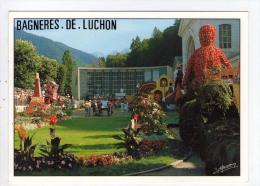 CP 10*15/I542/BAGNERES DE LUCHON LA FETE DES FLEURS LES THERMES - France