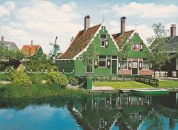 Holanda--Rotterdam Van De Zaanse Schans--Molinos - Molinos De Viento