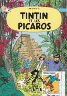 Carte-Maximum FRANCE  N° Yvert 3304 (TINTIN) Obl Sp Ill 1er Jour (Ed Hergé -  Tintin Et Les Picaros) - Cartes-Maximum