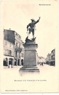 REMIREMONT  Monument D'un Volontaire  Carte Precurseur Neuve Excellent état - Remiremont