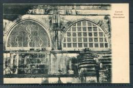 India - Ahmedabad - Carved Windows - India