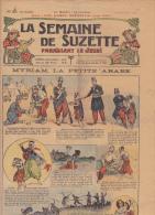 LA SEMAINE DE SUZETTE  4 NOS 16, 25, 34,35 (UN NUMERO DE 1915 OFFERT) - Livres, BD, Revues