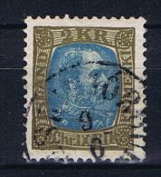 Iceland 1902 , Mi 46 Used - 1873-1918 Deense Afhankelijkheid
