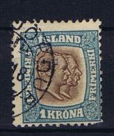 Iceland 1907 , Mi 60 Used - 1873-1918 Deense Afhankelijkheid