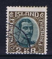 Iceland 1931 , Mi 166 Used - Gebraucht