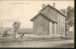 Leglantiers - La Gare - Autres Communes