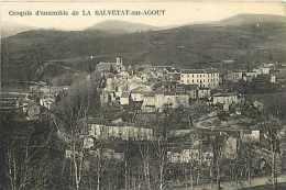 Hérault - Ref A 277 - La Salvetat-sur-agout- Croquis D'ensemble  - Carte Bon état - - La Salvetat