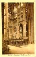 Metz - Cathedrale - Le Transept Nord - Metz