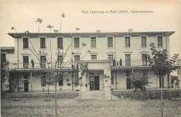 Hérault - Ref A 267 - Paulhan - école Supérieure De Paulhan - L'administration - Carte Bon état - - Paulhan