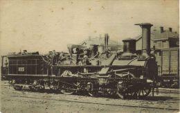 Collection Henri-Marie Petiet #144 Locomotives De L´Est Machine 607 - Trains