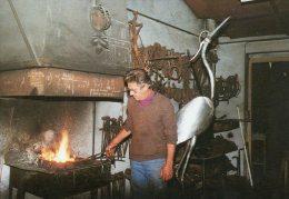 CPM 66 - Le Boulou - 12 Gervais Bastouill Ferronnier D´art 1992 - Autres Communes