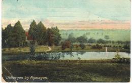Nederland/Holland, Ubbergen, Plas, 1908 - Nederland