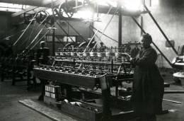 CARTE GANTOIS   Saint-dié Des Vosges Bobinoir Tissage 1910 - Saint Die