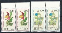 LITAUEN -  Mi.Nr.  499  -  500   -   Postfrisch - Litauen