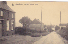 Chapelle St.Lambert  Route De Genval  N'a Pas Circulé - Lasne