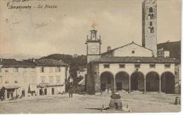 CPA IMPRUNETA (Italie-Toscane) - La Piazza - Italy