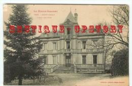 31 - MONTBRUN - Villa Des Pins - Labouche 1484 - Dos Scanné - France
