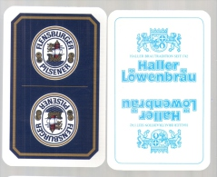 2     Losse Speelkaarten     Biere Bier - Cartes à Jouer Classiques