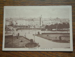 L'Entrée De La Ville Anno 1936 ( Zie Foto Voor Details ) !! - Charleroi