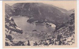 CARD  CASTELNUOVO DI GARFAGNANA  LAGO SANTO (LUCCA)  COME DA SCANNER -FP-N-2-0882-17111 - Italy