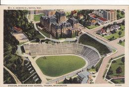 WASHINGTON- (Etats-Unis) TACOMA - STADIUM- STADE De Football- Stadium High School -VOIR 2 SCANS - - Tacoma