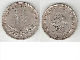* Timor 50 Avos 1948  Km 7  Xf Look !! - Timor