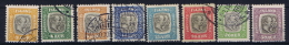 Iceland 1907 Dienst  , Mi 24 - 31  Used - Dienstzegels