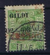 Iceland 1902 Dienst  , Mi 15 A   Used - Dienstzegels