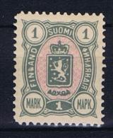 Finland: 1889 Mi 32 A + B MH/*