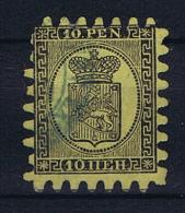 Finland: 1866 Mi 7 B Used