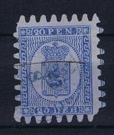 Finland: 1866 Mi 8 C  Used