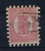 Finland: 1866 Mi 9 B  Used