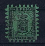 Finland: 1866 Mi 6 B Used
