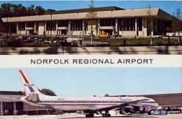 PRIX En BAISSE - Vente DIRECTE: NORFOLK REGIONAL AIRPORT - Norfolk