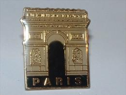 Pin´s - PARIS - Arc De Triomphe - Villes