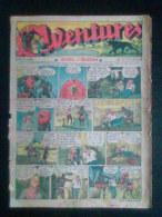 Aventures No 25. - Magazines Et Périodiques